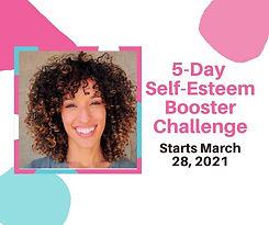 Copy of 5-Day  Self-Esteem Challenge thu