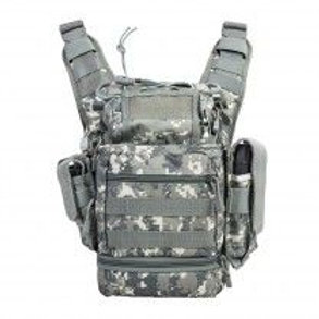 VISM® by NcSTAR® PVC FIRST RESPONDERS UTILITY BAG/DIGITAL CAMO