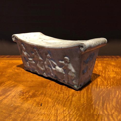 Antique Qingbai Chinese Ceramic Pillow