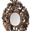 Thumbnail: SOLD: 19th Century Italian Baroque Carved Mirror