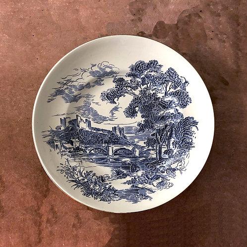SOLD: Wedgwood Countryside Dinner Plates - Dozen