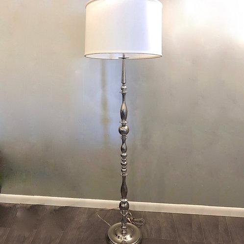 Visual Comfort Silver Floor Lamp