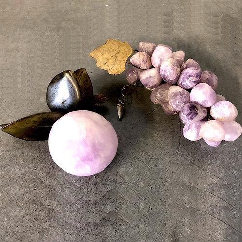 Chinese Jade Plum & Grapes