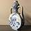Thumbnail: SOLD: Chinese Moon & Gourd Flask