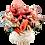 Thumbnail: Italian Majolica Faience Fruits of the Sea Centerpiece