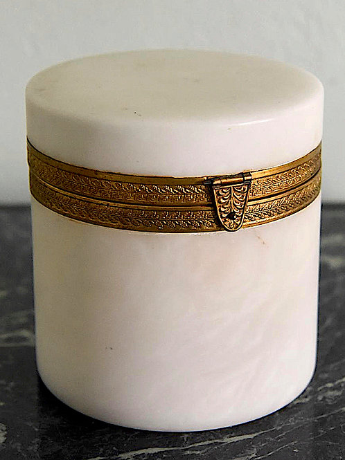 SOLD: Italian Alabaster Box