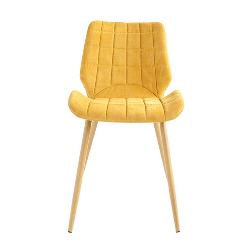 SOLD: Marigold MOD Side Chair