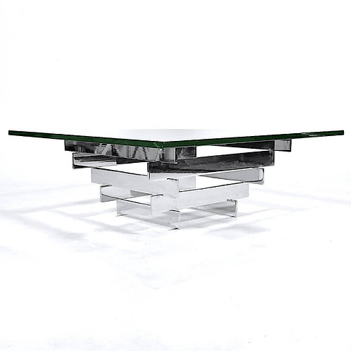 SOLD: Paul Mayen for Habitat - Cocktail Table