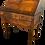 Thumbnail: 18th Century French Provincial Slant Front Desk - Walnut