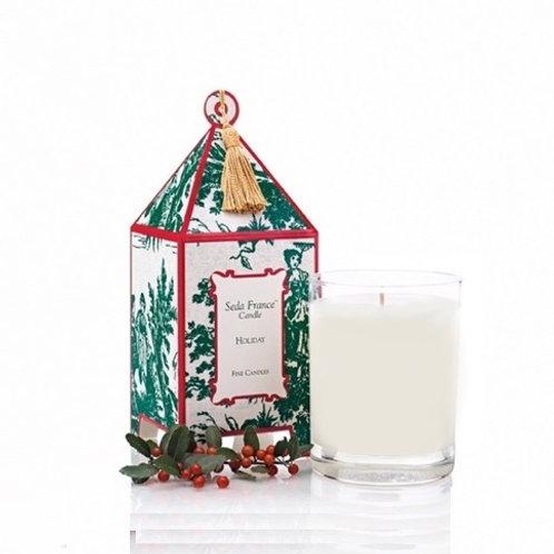 Seda France - Holiday Large Candle