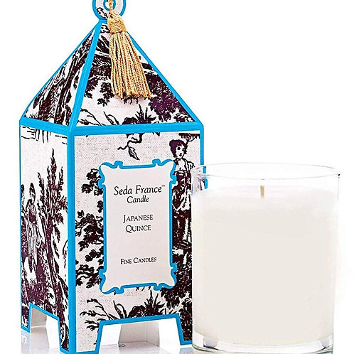 Seda France - Japanese Quince Large Candle