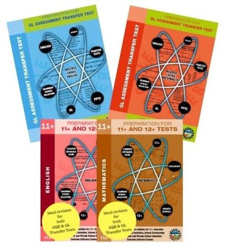 GL Transfer Test 4 book bundle