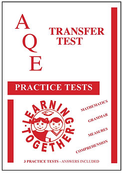 Revised - AQE Transfer Test Practice Papers