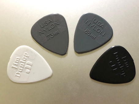 What kind of guitar picks should I buy?