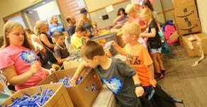 KVC School Supply Drive