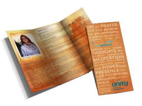 Graphic Design | Tri-Fold Brochure