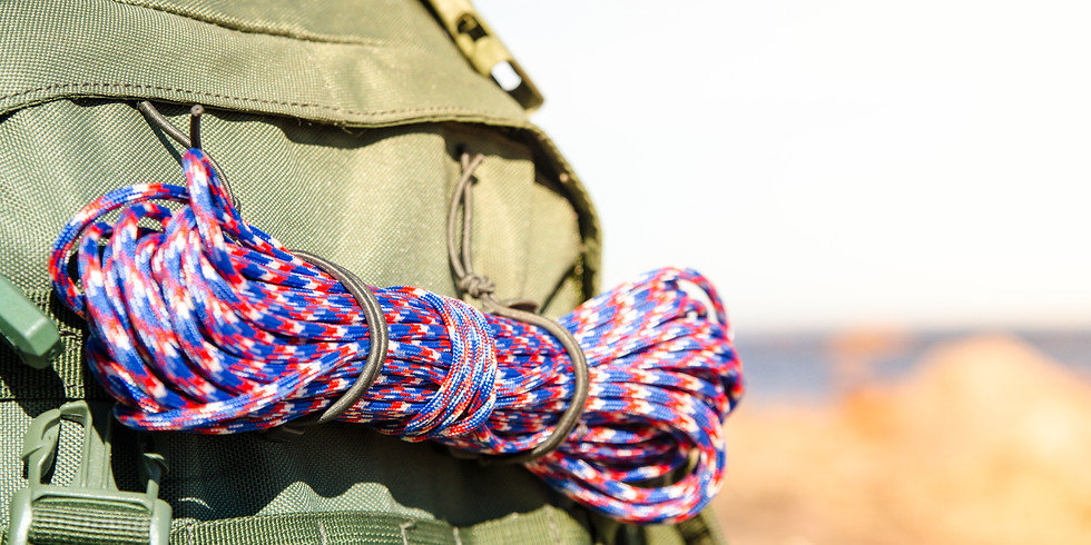July Event: Letters and Paracord Bracelets for Operation Gratitude