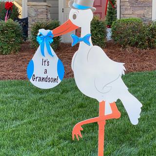 Grandparent Stork