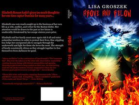 Graphic Design | Fiction Novel Cover