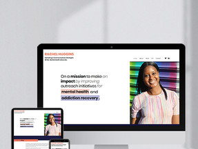 Website Design | Online CV/Porfolio