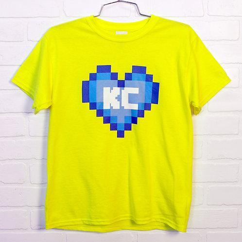 Yellow KC T-Shirt