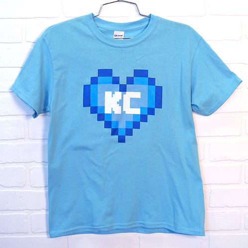 Blue KC T-Shirt