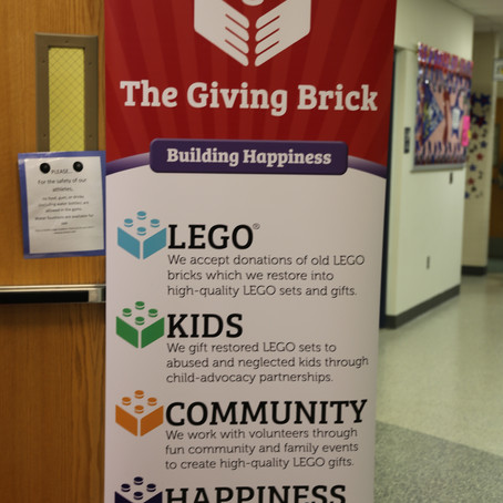 The Giving Brick 2017