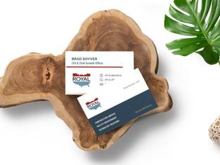 Brand Identity | Business Card Design