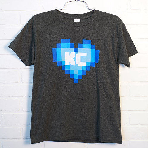 Grey KC T-Shirt