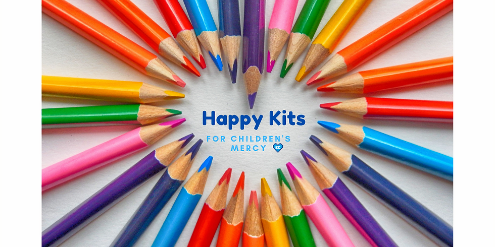 Happy Kits for Children's Mercy