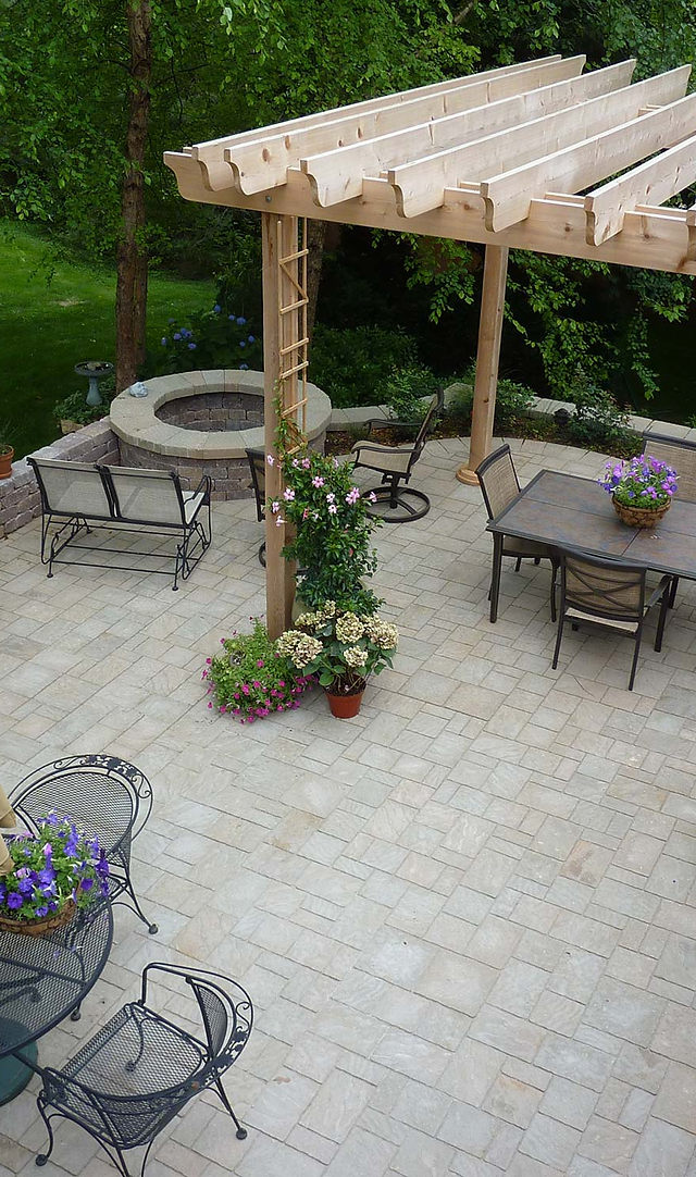 Gallery Outlook Hardscape Outdoor Living Spaces Kansas City