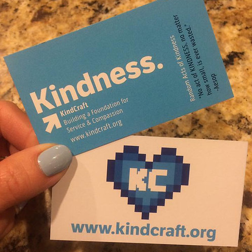 Kindness Cards-package of 10