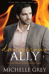 Long Shot Series Book One Dangerous Ally, Romantic Supsense