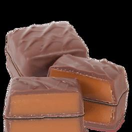 nss caramel squares