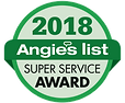 Outlook Hardscape Angies List Service Award