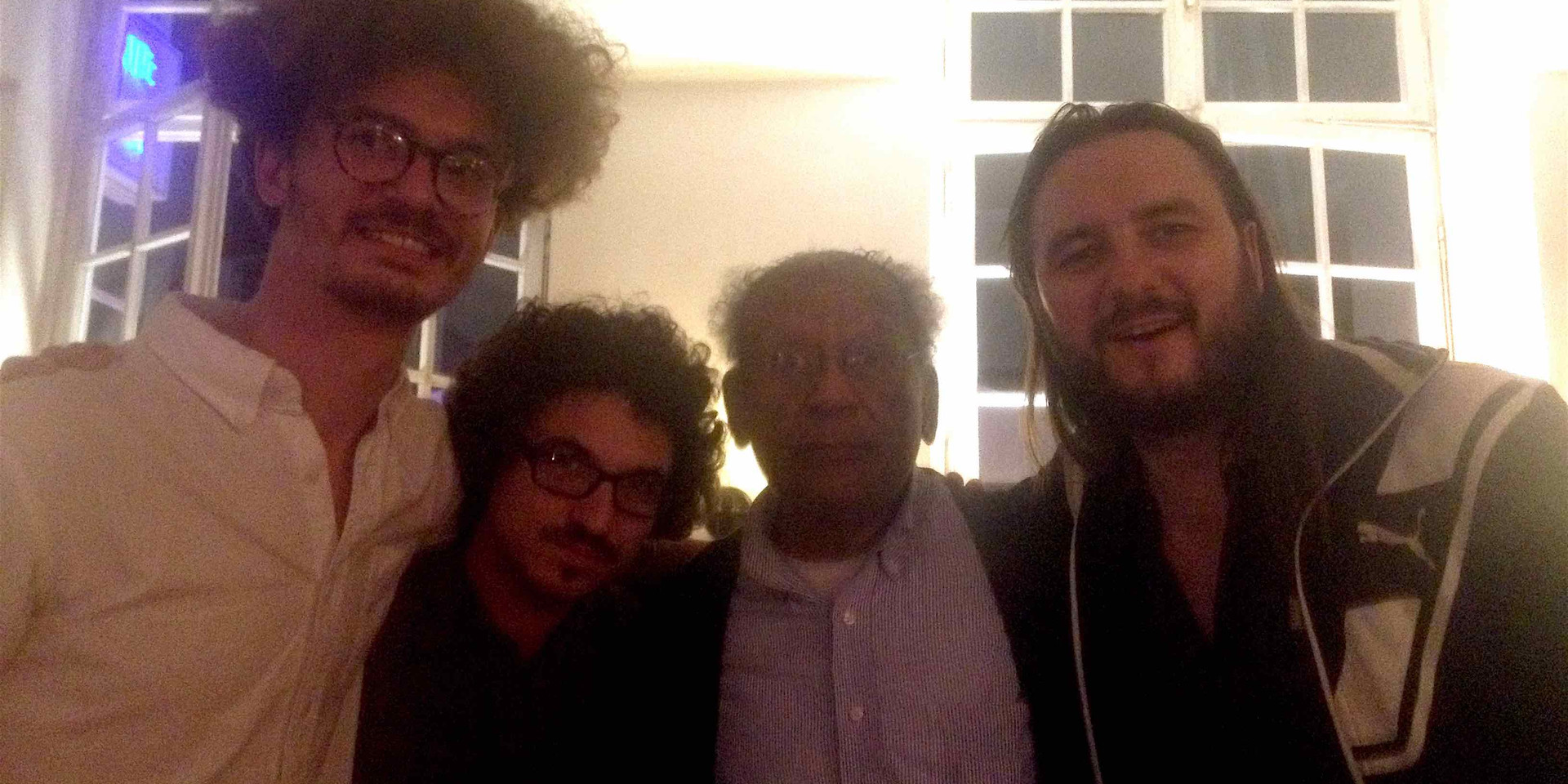 SPACEPILOT with Anthony Braxton