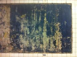 my pic. ny subway stripped ad board