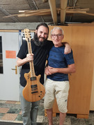 my first JoeStoneGuitar by Peter Thome: Stone#1!