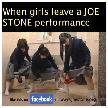 #theJoeStoners