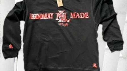 LENEGDARILY MADE unisex  sweatshirt