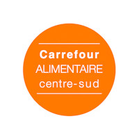 carrefour alimentaire (smaller logo-whit