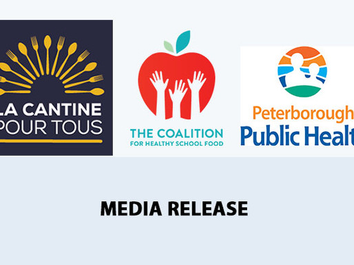 Coalition for Healthy School Food welcomes historic federal investment in schools