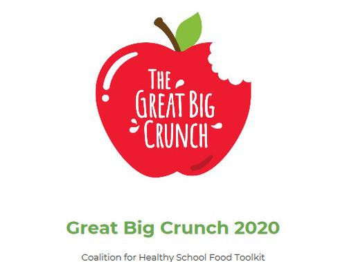 Crunch for a Healthy, Universal School Food Program for Canada