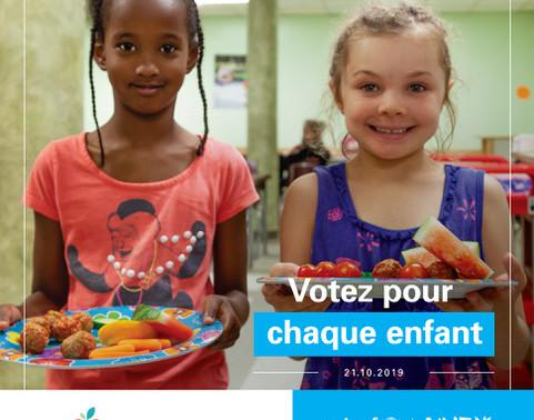 Le programme Une jeunesse d'UNICEF Canada