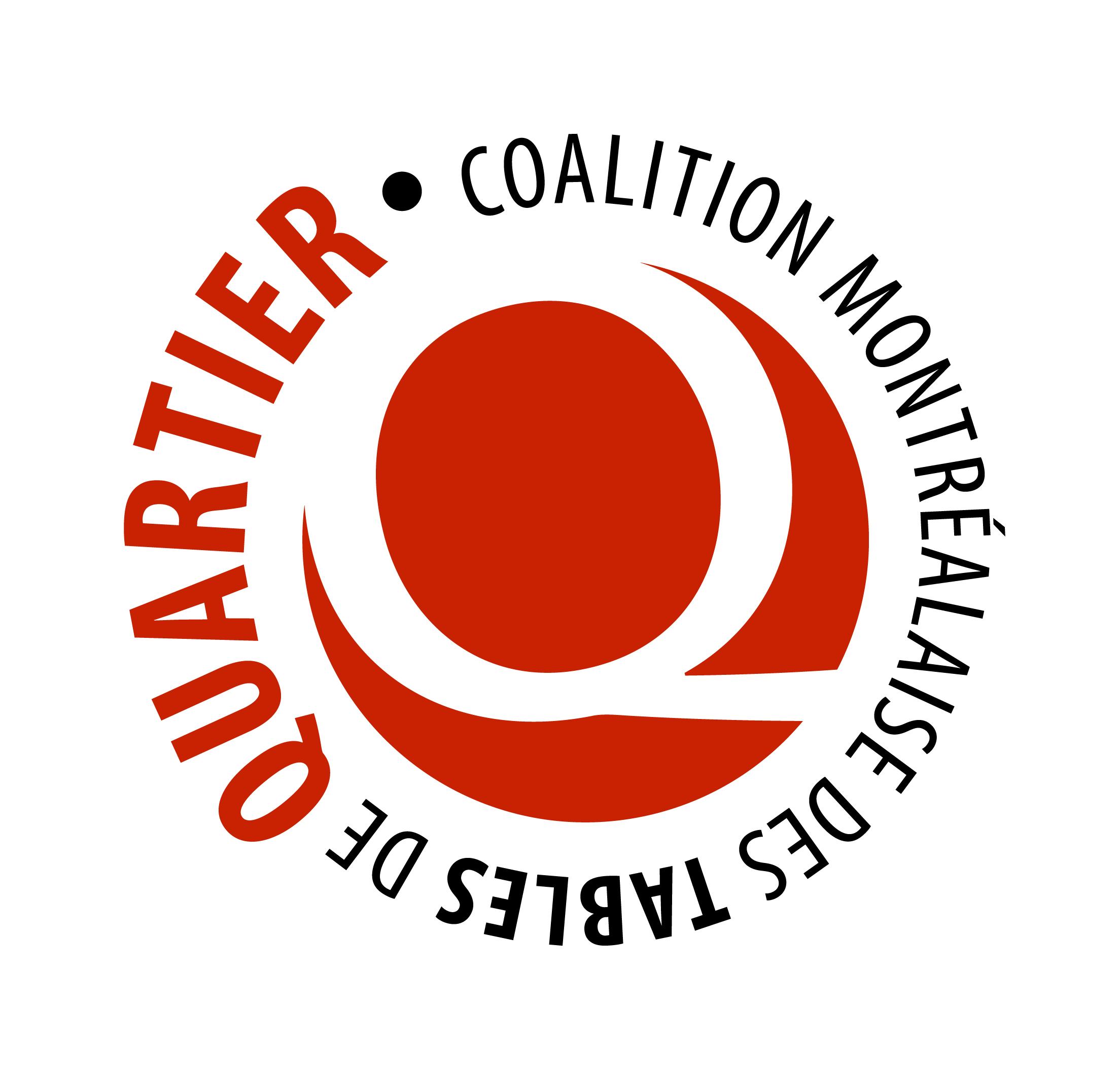 Coalition montréalaise des Tables de quartier