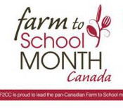 Be a Part of Farm to School Month Canada!