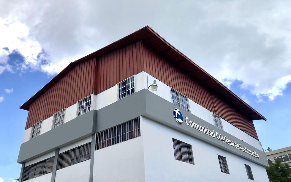 Edificio Central CCR