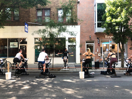 Friday Feature: Spinning on South Street