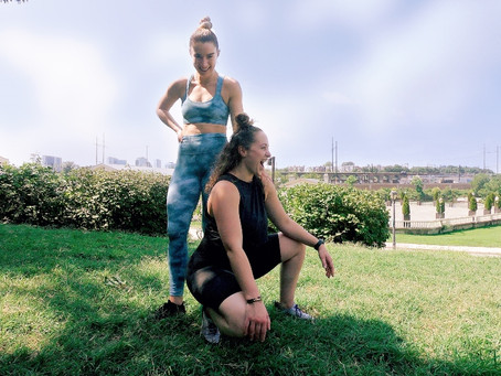 Friday Feature: Epic Philly Fitness Collabs Happening in September
