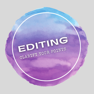 Editing, Copywriting, content, revisions, reworks and updates.